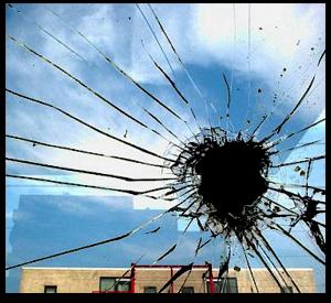 Rangiora Glass Broken Window